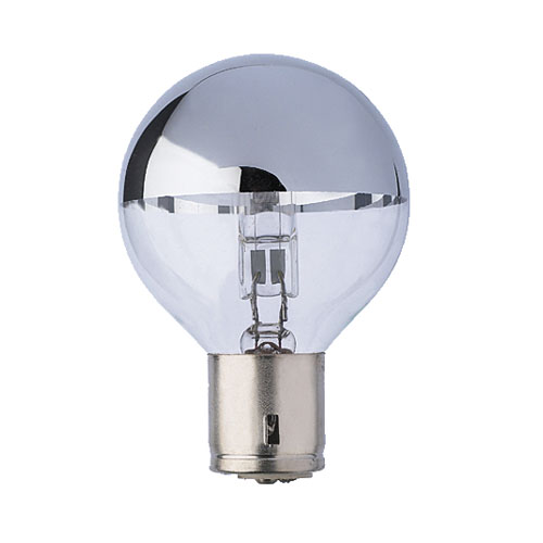 24V 100W B24s-3 Halogen w. enveloping bulb