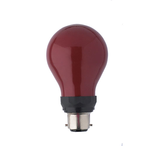 230V 15W B22d A.60x104 red dark room